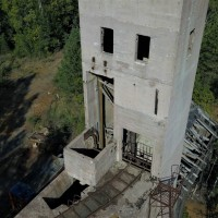 """Part 2: abandoned mining site"" - Aerial - Metsämonttu"
