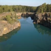 """Part 4: abandoned mining site"" - Aerial - Orijärvi"