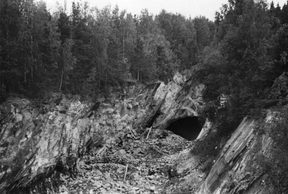 Kuvausaika 1949-07-21 Valokuvaaja(t) Stigzelius, Herman Tekijänoikeudet Herman Stigzelius, Geologian tutkimuskeskus