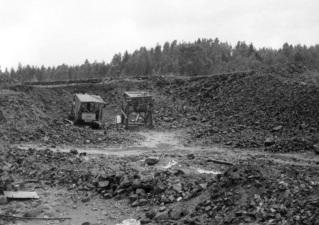 Kuvausaika 1949 Valokuvaaja(t) Stigzelius, Herman Tekijänoikeudet Herman Stigzelius, Geologian tutkimuskeskus Lähde Geologian tutkimuskeskus, GTK