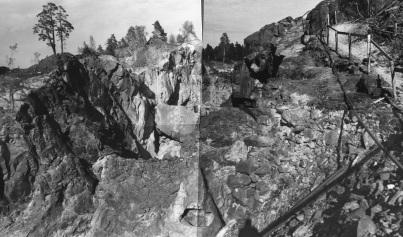 Kuvausaika 1950-05-15 Valokuvaaja(t) Stigzelius, Herman Tekijänoikeudet Herman Stigzelius, Geologian tutkimuskeskus Lähde Työ- ja elinkeinoministeriö