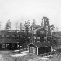 Kuvausaika 1942-04-17 Valokuvaaja(t) Stigzelius, Herman Tekijänoikeudet Herman Stigzelius, Geologian tutkimuskeskus Lähde Työ- ja elinkeinoministeriö