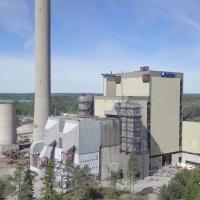 Inkoo - Fortum kivihiilivoimalan purku-työmaa